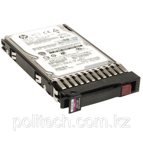 Серверный жесткий диск HPE 300GB SAS 12G Enterprise 15K SFF 870753-B21 (2,5 SFF, 300 Гб, SAS)