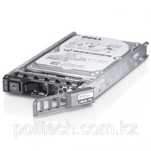 Серверный жесткий диск Dell 600GB SAS 12G 15K SFF 400-ATIN (2,5 SFF, 600 Гб, SAS)