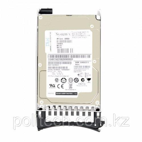 Серверный жесткий диск Lenovo G3HS 2TB 7.2K 00NA496 (2,5 SFF, 2 Тб, SAS)