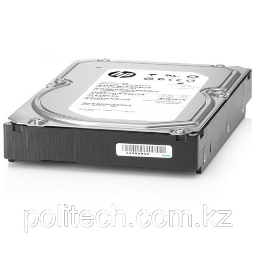 Серверный жесткий диск HPE 1TB 6G SATA 7.2K rpm LFF (3.5in) NHP 843266-B21 (3,5 LFF, 1 Тб, SATA)