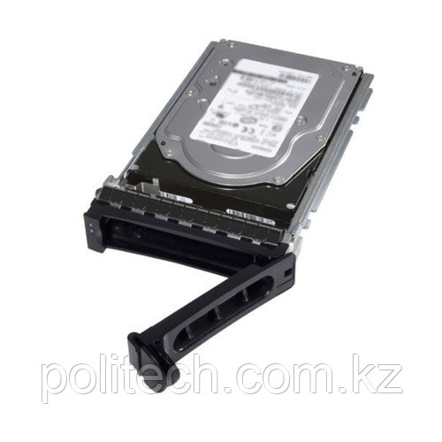 Серверный жесткий диск Dell 2.4TB SAS 12G 10K SFF 401-ABHQ (2,5 SFF, 2.4 Тб, SAS)