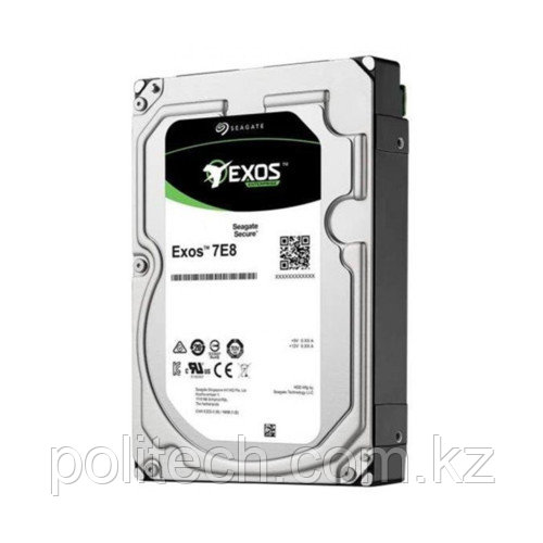 Серверный жесткий диск Seagate Exos 7E8 ST6000NM021A (3,5 LFF, 6 Тб, SATA)