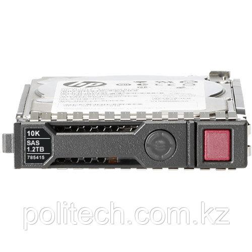 Серверный жесткий диск HPE 1.2TB SAS 12G 10K SFF 872479-B21 (2,5 SFF, 1.2 Тб, SAS)