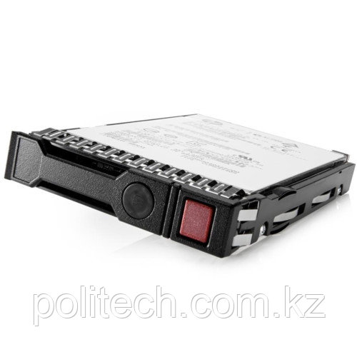 Серверный жесткий диск HPE 1TB SATA 6G 7.2K SFF 655710-B21 (2,5 SFF, 1 Тб, SATA)