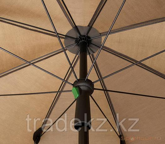 Зонт с тентом ТОНАР NISUS N-240-TP прямой, фото 2