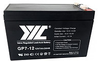 Аккумулятор   JYC  12В  7Аh, фото 1