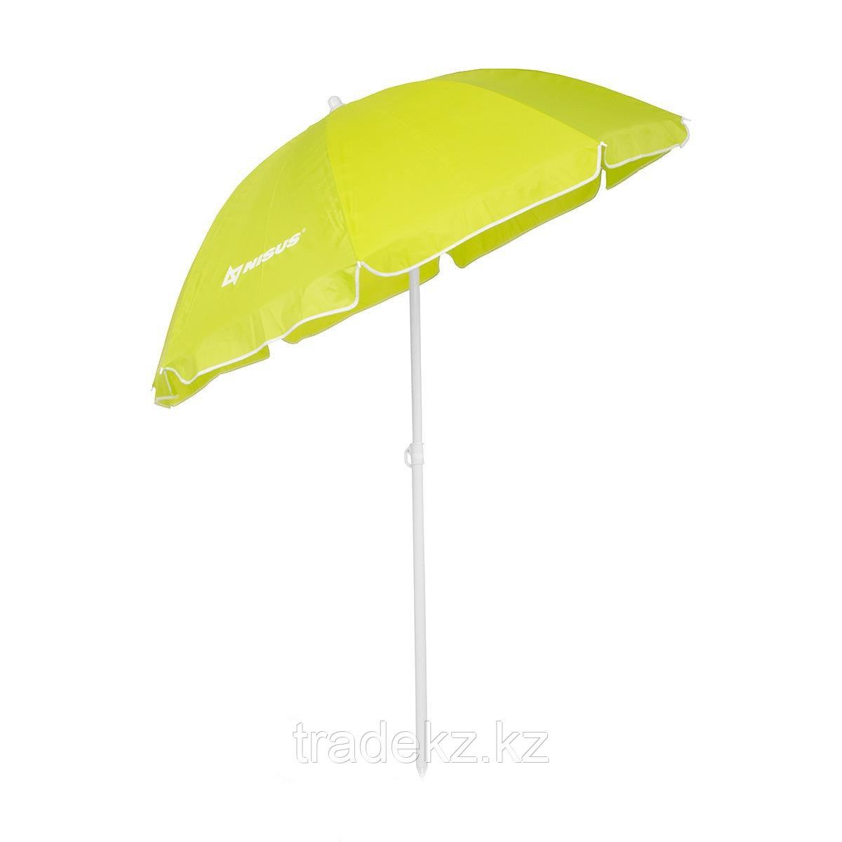 Зонт пляжный ТОНАР NISUS N-240N с наклоном