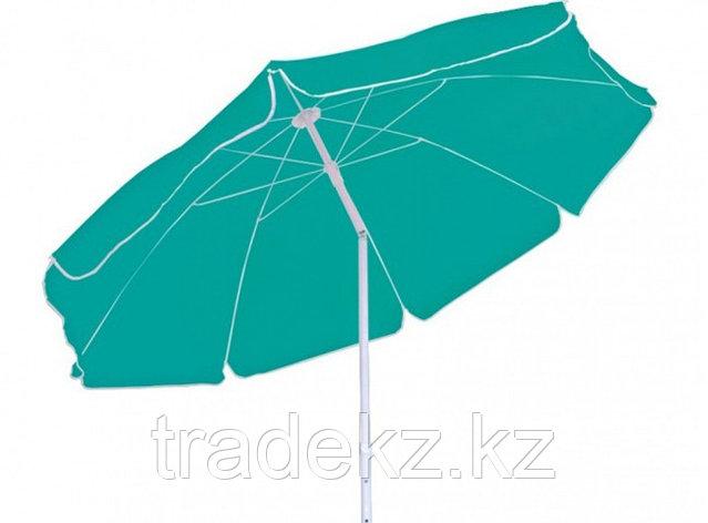Зонт пляжный HELIOS, диаметр 2400 мм., с наклоном, фото 2