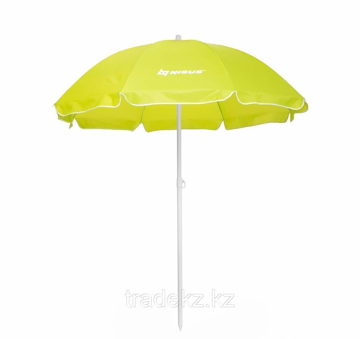 Зонт пляжный ТОНАР NISUS N-200N прямой