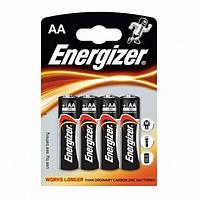 Элемент питания Energizer LR6 AA POWER Alkaline (4 штуки)