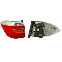 Задний фонарь левый (L) на Highlander 2008-11 DEPO