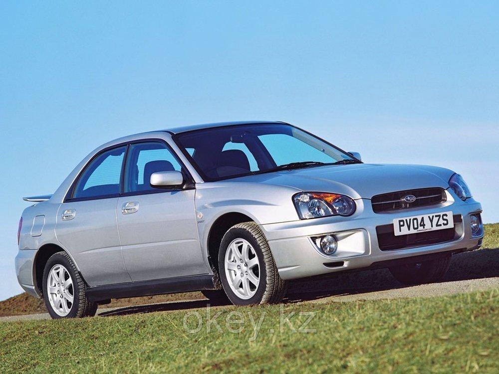 Тормозные колодки Kötl 3328KT для Subaru Impreza II седан (GD) 2.5 AWD, 2001-2005 года выпуска.