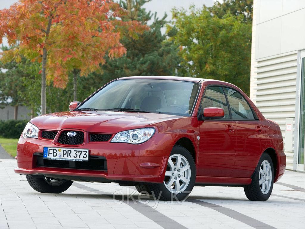 Тормозные колодки Kötl 3328KT для Subaru Impreza II седан (GD) 2.0 i AWD, 2000-2010 года выпуска.
