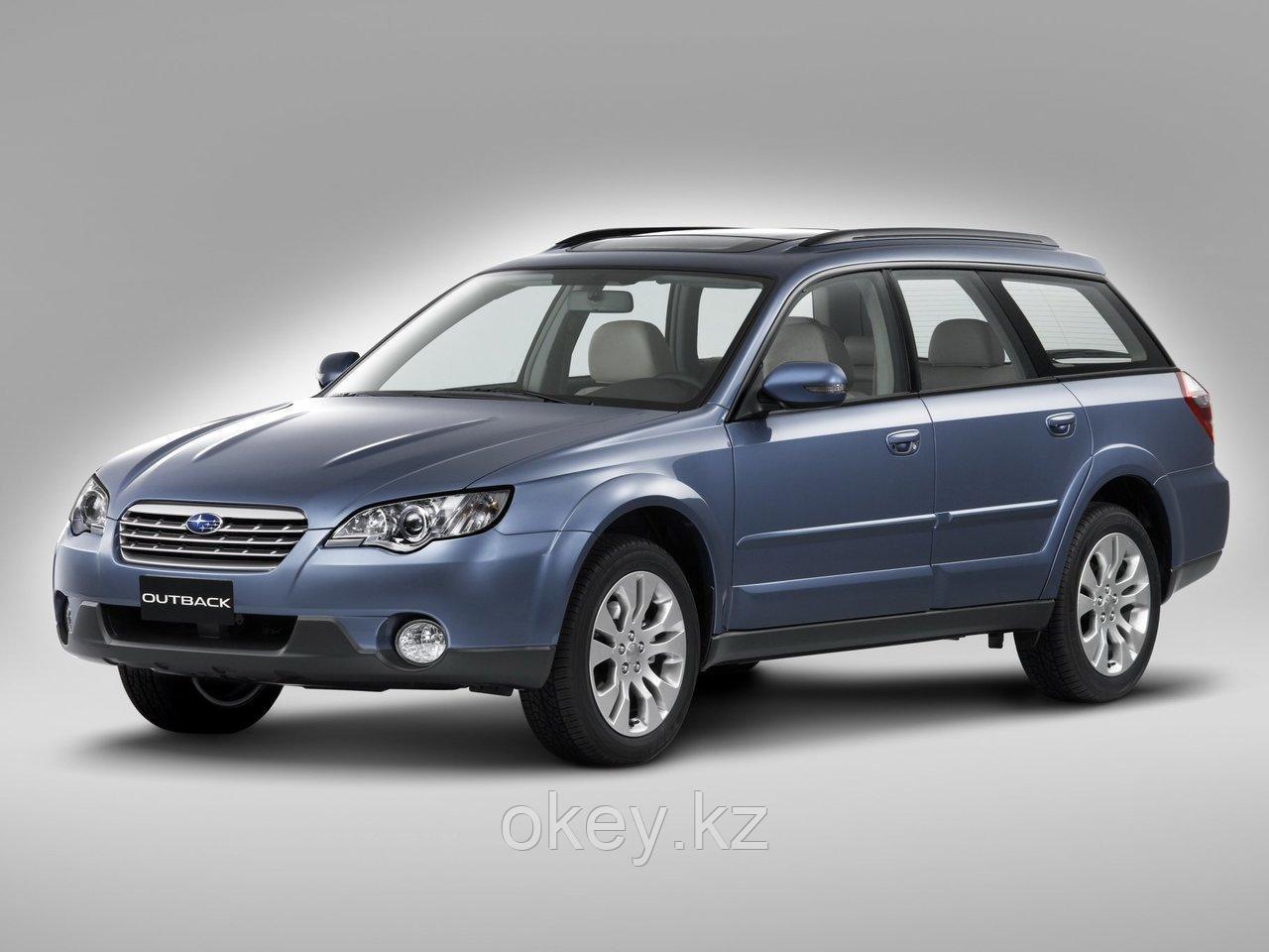 Тормозные колодки Kötl 3328KT для Subaru Outback III универсал (BL, BP) 3.0 AWD, 2003-2009 года выпуска.