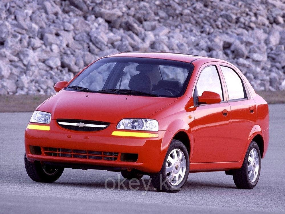 Тормозные колодки Kötl 3330KT для Chevrolet Aveo I седан (T200) 1.4, 2003-2007 года выпуска.