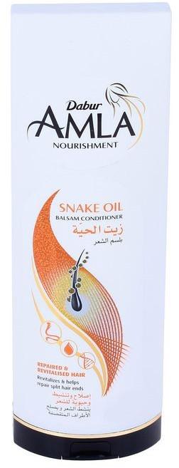 Кондиционер для волос с змеинным маслом 400 мл