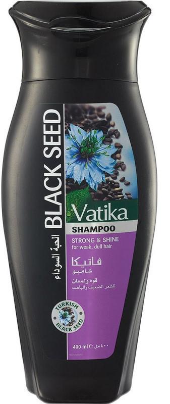 Шампунь для волос с чёрным тмином 400 мл