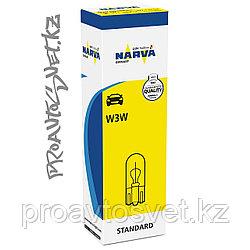 Галоген NARVA W3W 12V 170973000