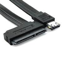 Переходник для жесткого диска Mosunx SimpleStone eSATA USB 12 В 5 в Combo к 22Pin SATA US