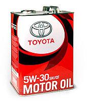 Моторное масло Toyota 5w30 (Япония)