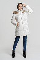 Белая женская куртка от Perspective