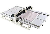 Прецизионная стегальная машина с вращающейся головкой Richpeace - специальная машина для пуховых одеял