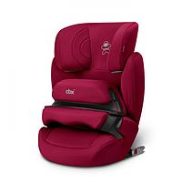 Автокресло Aura-Fix Crunchy Red 9-36 кг (CBX by Cybex, Германия)