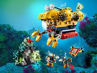LEGO City 60264 Океан: исследовательская подводная лодка, конструктор ЛЕГО