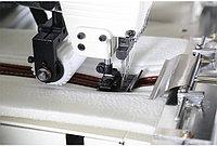 Автоматическая швейная машина с застежкой-молнией для матраса