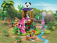 LEGO Friends 41422 Джунгли: домик для панд на дереве, конструктор ЛЕГО
