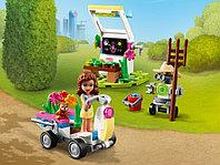 LEGO Friends 41425 Цветочный сад Оливии, конструктор ЛЕГО