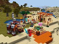 LEGO Minecraft 21160 Патруль разбойников, конструктор ЛЕГО