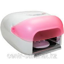 Лампа УФ для сушки ногтей 36 w с вентилятором