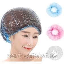 Одноразовая шапочка для покраски