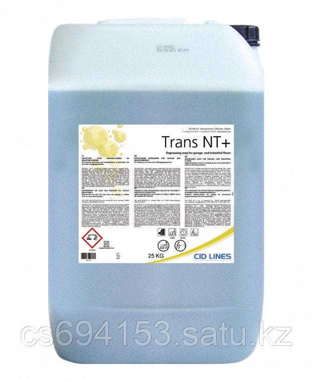 Транс НТ + (Trans NT Plus): Обезжиривающее средство для мытья полов коридоров, этажей и трансферных зон