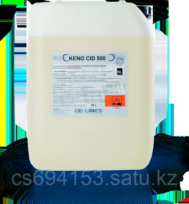 Кено Сид 500 (Keno CID 500): пенное дезинфицирующее средство