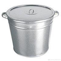 Бак для воды 32 л оцинкованный