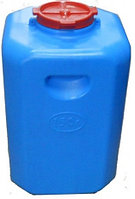 Канистра-бочка 150 л (диаметр горловины 215 мм)