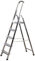 Лестница стремянка 5 ступеней 1,04 м алюминиевая