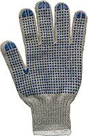 Перчатки трикотажные теплые с ПВХ