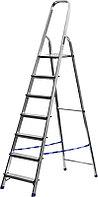 Стремянка лестница алюминиевая 7 ступеней 1,45 м
