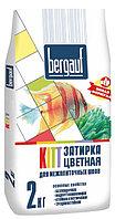 Фуга-затирка Bergauf 2 кг (черный графит)