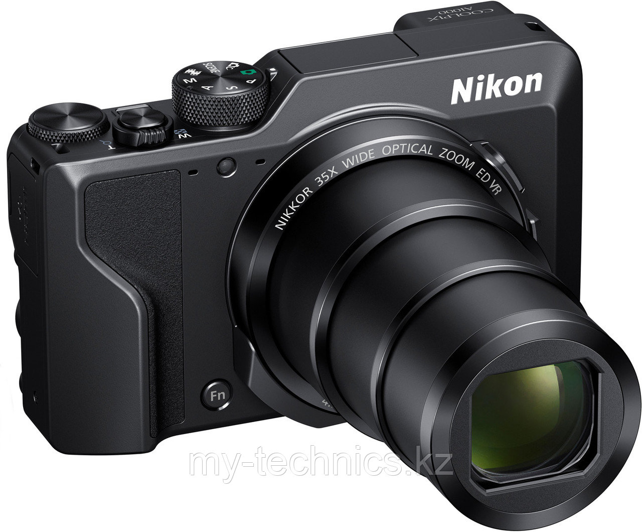 Фотоаппарат Nikon COOLPIX A1000 Black