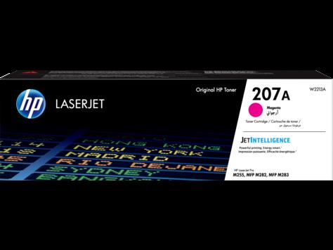 HP W2213A Картридж лазерный HP 207A пурпурный ресурс 1250 стр.