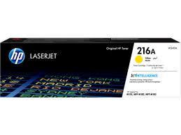 HP W2412A Картридж лазерный HP 216A желтый, ресурс 850 стр. для Color LaserJet Pro MFP M182/M183
