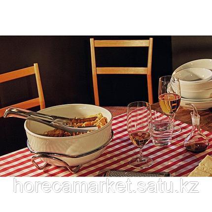 Щипцы для спагетти 21 см.  нерж. Сталь, фото 2