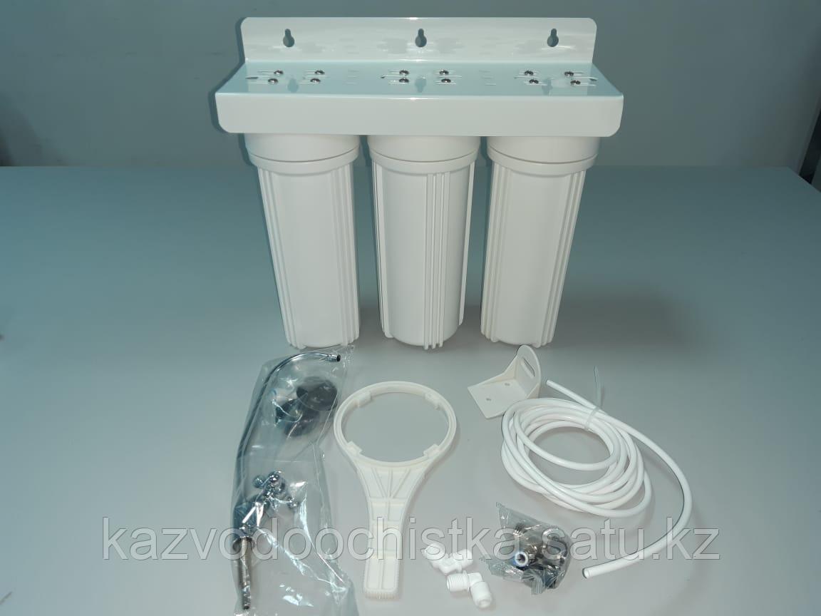 Тройной фильтр для питья