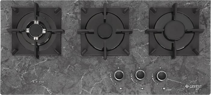 Встраиваемая поверхность Газовая GEFEST ПВГ 2150-01 К93
