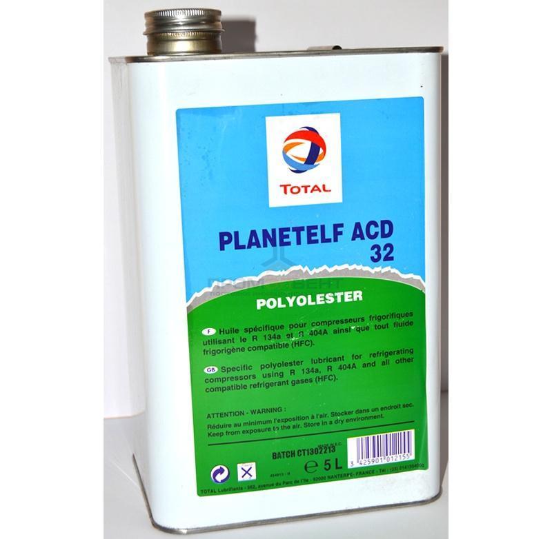Масло холодильное TOTAL Planetelf ACD 32 (5 л)