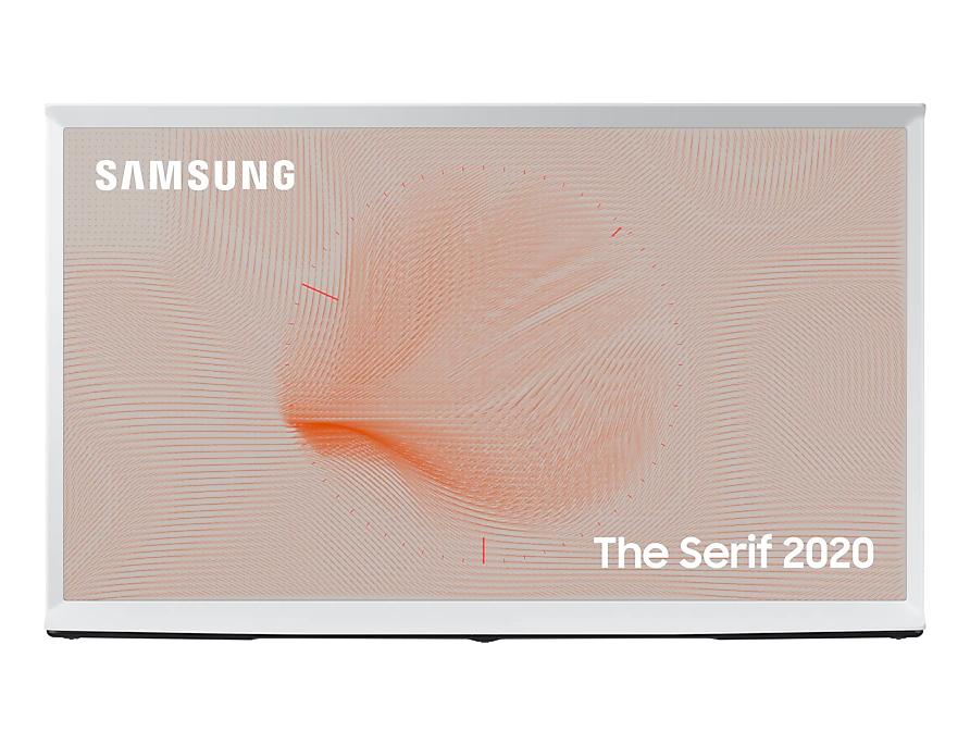 Телевизор Samsung QE43LS01TAUXRU The Serif 4K QLED Smart TV